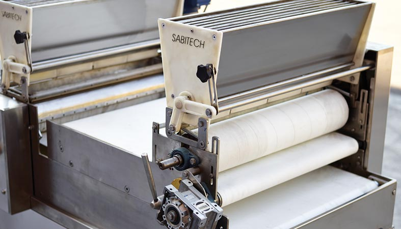Sabitech, Bakery Equipments Lebanon, Bakery Machines Lebanon, Arabic Bread Oven -2252